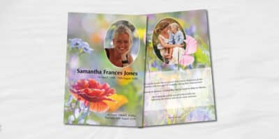 How to create a perfect Order of Service Funeral | Blog | Funeral Stationery 4U